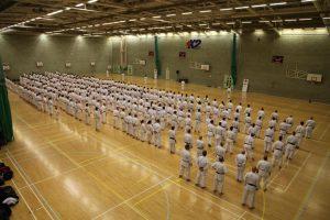 International karate at K2